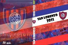 dvd san lorenzo 2011