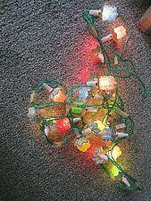 Vintage string of 20 Pifco vintage christmas lights