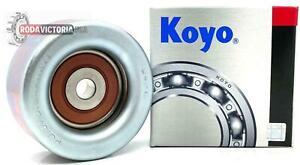 Toyota FJ Cruiser Lexus RX350 Drive Belt Idler Pulley Koyo PU107013ARMXY 6302RMX