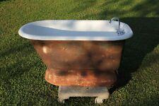 antique faucet tub filler sink | vtg mixing gooseneck faucet victorian deco