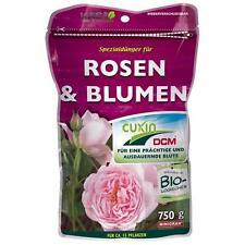Organische Pflanzendünger für Blumen