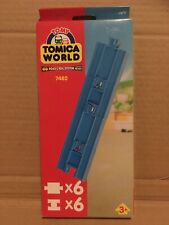 TOMY Train Trackmaster Tomica World - ADAPTOR RAIL  - 7482 BOXED *free P+P*