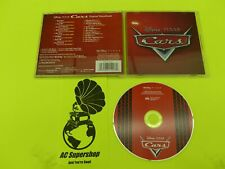 Disney Pixar cars soundtrack - CD Compact Disc