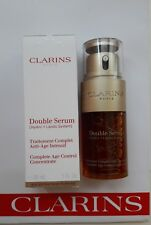 CLARINS Double Serum Complete Age Control next Generation Hydric Lipidic 30ml