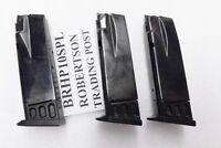 3 Mec-Gar FN 10 shot Magazines fit Browning Hi-Power 9mm FEG Kareen Arcus $19 ea