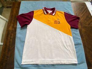 Australia Hockey Swaggies Polo Style Shirt Size L Rare!