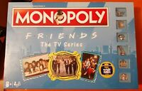 RARE MONOPOLY FRIENDS THE TV SERIES EDITION NEW & SEALED HASBRO 2019 CHRISTMAS