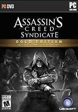 Assassin's Creed: Syndicate -- Gold Edition (PC, 2015)