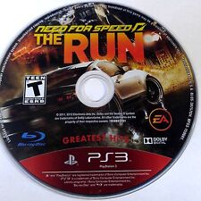 NEED FOR SPEED THE RUN (PS3 GAME) (DISC ONLY) 1469