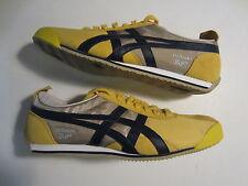 NEW Asics Onitsuka Tiger Fencing mens shoe serrano mexico D4R0N 0450 yellow 9 US