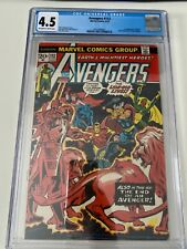 The Avengers #112 CGC 4.5 1st first appearance Mantis Guardians Of The Galaxy