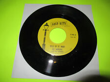 LEE ANDREWS AND THE HEARTS BELLS OF ST MARY / MUCH TO MUCH 45 7""