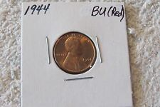 1944 Lincoln Cent (SEL BU) - Nice Red Color!!