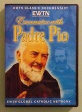 ewtn  ENCOUNTER WITH PADRE PIO  DVD