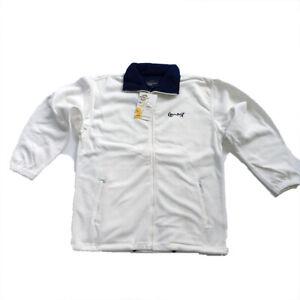 Chamonix Fleece Jacket Men white