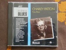 CD CHARLEY PATTON - Pony Blues / Les Génies Du Blues - Editions Atlas