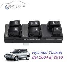 Pulsantiera Alzavetro Hyundai Tucson JM dal 2004 al 2010 NUOVA 4 Vetri Ele.