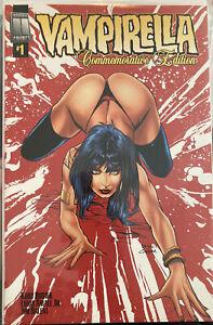 Lot Of 1 Hi $ Comic Vampirella #1 Commemorative Edition See Pics Combined Ship