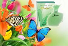 Saigon No.35 80ml EDT for women Soft Floral/Citrus/Green + bonus free perfume