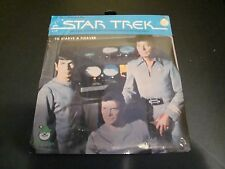 "Star Trek To Starve a Fleaver 1979 7"" 45 Rpm Record Peter Pan Records Sealed"