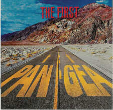 Pangea-the first/NEUF, new 1998 rock CD, Frontiers rec. no.: FR CD 015!