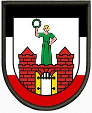 Wappen von Magdeburg Aufnäher ,Pin, Aufbügler