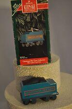 Hallmark Christmas Sky Line Coal Car- Train 2 of 4 - 1Ornament