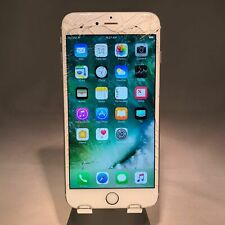 Apple iPhone 6 Plus 16GB Silver Straight Talk Cracked Screen - Fully Functional!