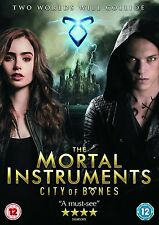 The Mortal Instruments - City Of Bones (DVD, 2014) FREE SHIPPING