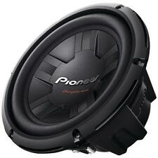 "NEW PIONEER TS-W261D4 10"" Champion Series Dual 4 ohm Car Audio Subwoofer"