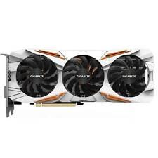 GIGABYTE NVIDIA GeForce GTX 1080 Ti Gaming OC 11GB GDDR5X DVI/HDMI/3DisplayPort