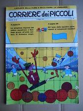Corriere dei Piccoli n°22 1962 [G750] NO INSERTO
