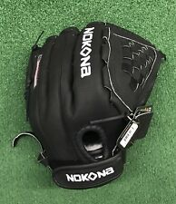 "Nokona XFT SuperSoft 12.5"" Fastpitch Softball Glove XFT-V1250 Onyx"