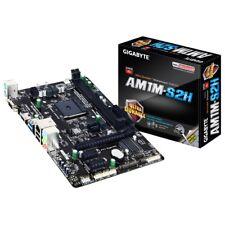 Gigabyte GA-AM1M-S2H AM1 Rev. 1.1 mATX AMD Motherboard NEW!!!!!