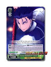 "Weiss Schwarz Fate/Stay x 4 ""United Battlefront"" Lancer [FS/S36-E042 C] English"