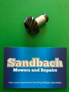 Kaaz Lawn Mower Bevelled Pinion/Gear DA78002-143