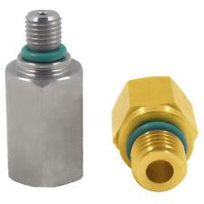 Oil Rail Adapters Leak Test Kit for Ford 6.0L Powerstroke Diesel High Pressure