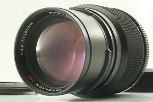 【 MINT+++ 】 ZENZA BRONICA ZENZANON MC 200mm f/4.5 Lens For ETR S SI Japan #337