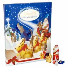 Luxurious Milk Chocolate Lindt Christmas Xmas Countdown Advent Calendar Sweets