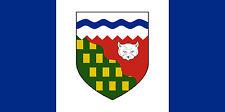 PREMIUM Aufkleber Northwest Territories Kanada Canada Autoaufkleber Auto Sticker