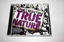 Jane's Addiction True Nature enhanced cd 4 tracks with mini poster
