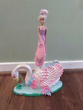 New ListingVintage Sky Dancer Flying Fairy Swan