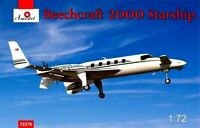 Amodel 72279 - 1/72 Beechcraft 2000 Starship, scale plastic model kit