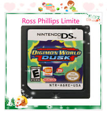 Digimon World: Dusk (Nintendo DS,2007) Game Card For DS 2DS 3DS Christmas Gift