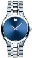 Movado Swiss Collection Men's Blue Dial Quartz Watch 0606369
