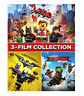The Lego Movie: 3 - Film Collection DVD