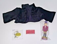 American Girl Doll Nutcracker Coat Ticket Watch Ballet Holiday Accessorie Retire