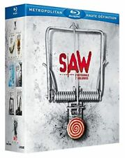Saw 1-7 Directors Cut Blu-Ray Complete Editions RARE Import