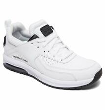 Tg 38 - Scarpe Donna DC Shoes Air Vandium SE White Black Sneakers Schuhe 2019