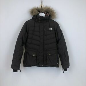 The North Face 600 Puffer Jacket Brown Ladies Size S